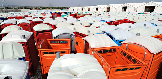 Champion Portable Toilets in Oxnard,  CA
